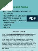 GKU 3 Inklusi Fluida