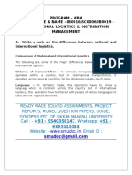Documents Similar To ABDA Airfreight Sdn Bhd V Sistem Penerbangan MSia 2001 3 MLJ 641