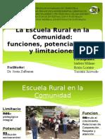 Exposicion Educacion Rural