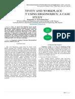 Ergonomics Case Study