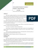 3.Man Study on Management Strategy to China