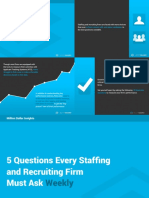 10 Must Ask Qs for Staffing and Recruiting