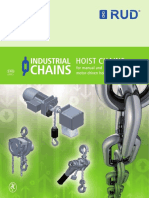 RUD Industrial Chains