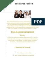 5  -  Apresentação pessoal.docx