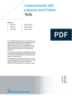 1EF84_1E_Differential Measurements With Spectrum Analyzers and Probes