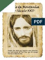 Sermão da Montanha (no Século XXI)