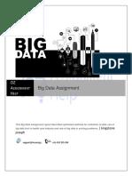 Big Data Assignment