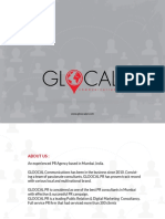 Gloocal Credential
