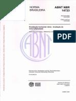 NBR 14723