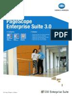 PageScope Enterprise Suite Brochure