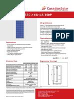 Datasheet 150w Cs6c-p en v4.11c1