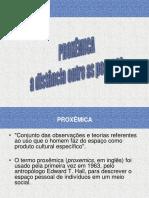 Proxêmica