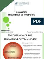 1. Introducción - Fen. de Transporte - Clase 2