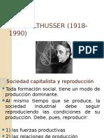 Teoria Social- Althusser
