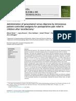 PCT vs Dipyrone