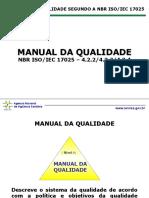 Manual Da Qualidade - Como Elaborar - NBR