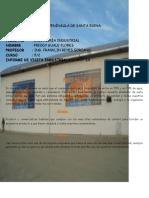 Informe de visita industrial en Aquafit
