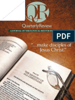 Summer 2003 Quarterly Review - Theological Resources for Ministry