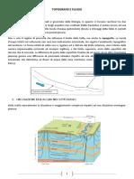 5. Topografia e Flusso