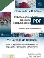 5-VIII Jornada Robotica_Jose MartinezGEOBIT