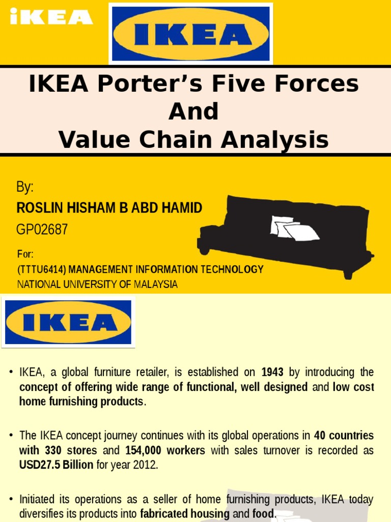 ikea supply chain problems Global supply chain planning at ikea other problems related to the supply chain performance was difficulties to supply chains coordinated on a central basis.