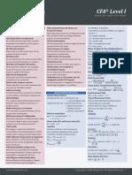 CFA Level I FormulaSheet (1)