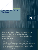 The Law of Naval Warfare