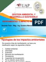 Herramientas e Impacto Ambiental-II