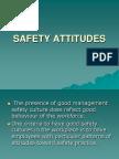 Safety Attitudes