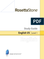 English (US) 1 Study Guide