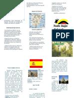 Spain Brochure