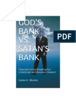 God's Bank vs Satans Bank