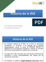 Historia de La RSE (Parte 2)