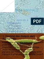 Entamoeba Gingivalis (2)