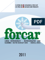 Forcar Catalog Refrigerate