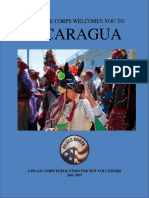 Peace Corps Nicaragua Welcome Book June 2015
