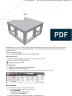 Autodesk Inventor - Assembly Optimization Using FEA (Finite Element Analysis)