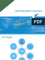 Lte Product-sdr Bbu&Rru
