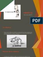 Robótica de Bruno Rubio