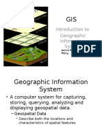 GIS Lecture 1
