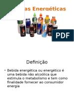 Bebidas Energéticas Powerpoint