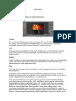 Pengenalan Interface Pada Blender