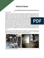 Research Proposal Robotics Nabeel