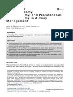 1 Cricotirotomia Tqp Tquirurgica.
