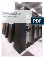 BrowseClass Project Architecture