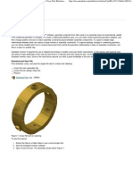 Autodesk Inventor - Cross Part Relationships