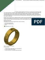 Autodesk Inventor - Cross Part Relationships