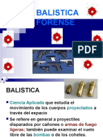 Balistica Forence III