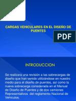 3.- Cargas Vehiculares.