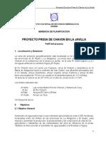 05 - Presa de Chavon en La Javilla (1)